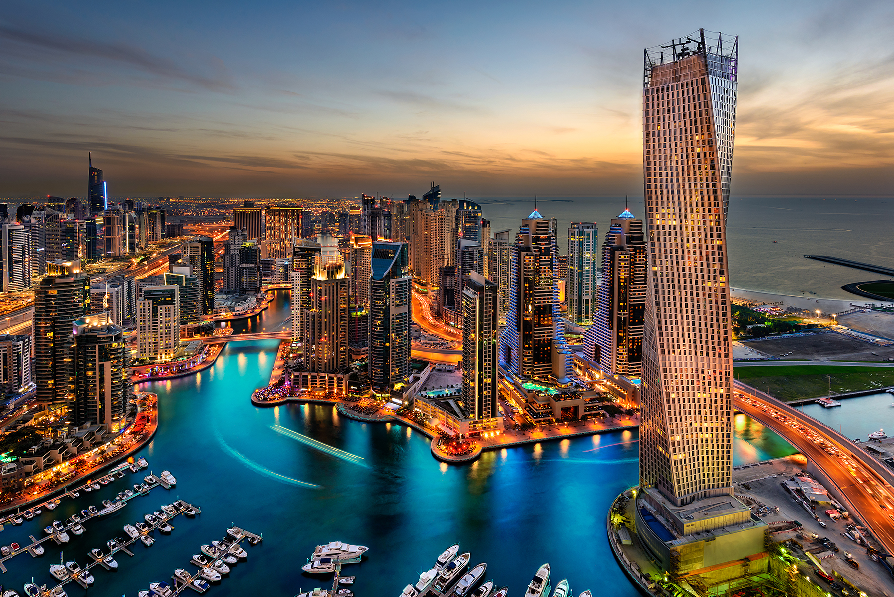 Dubai Holiday Tour Packages Firuya