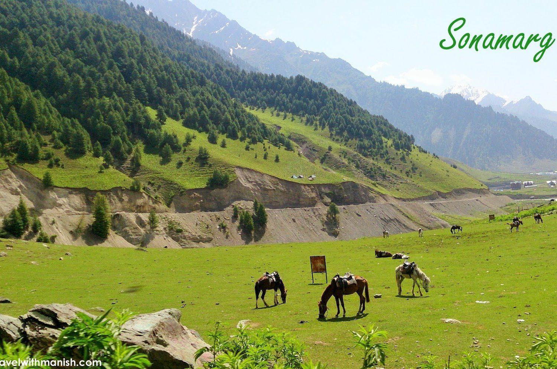 Sonamarg Kashmir Tour Package