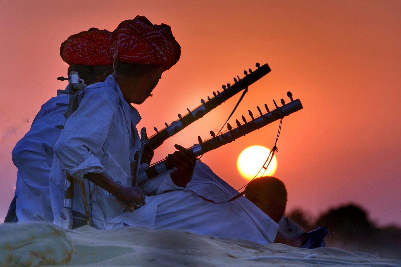 Folk Music Rajasthan Tour Package