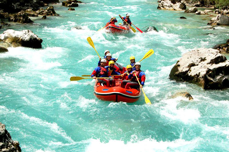 Rafting Uttharakhand Tour Package